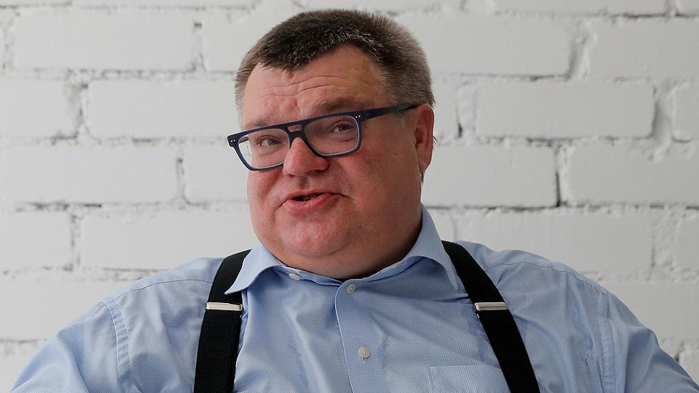 المرشح للانتخابات الرئاسية البيلاروسية فيكتور باباريكو