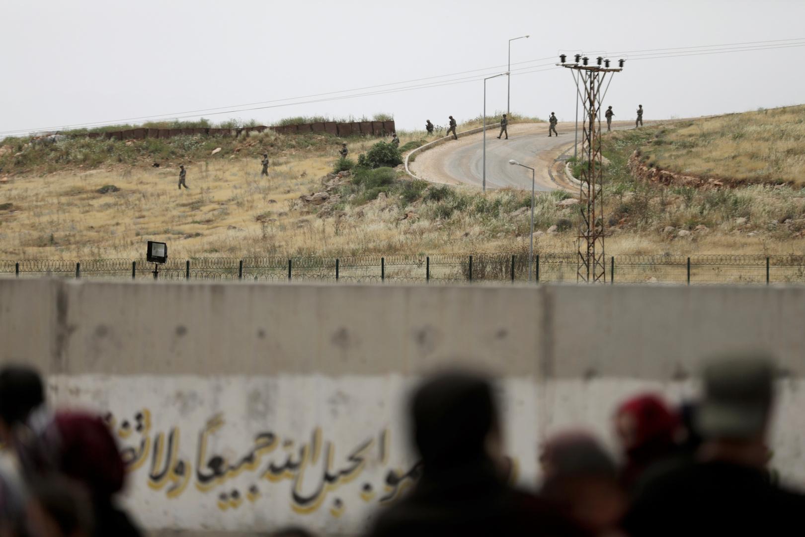 الحدود السورية التركية، تعبيرية
