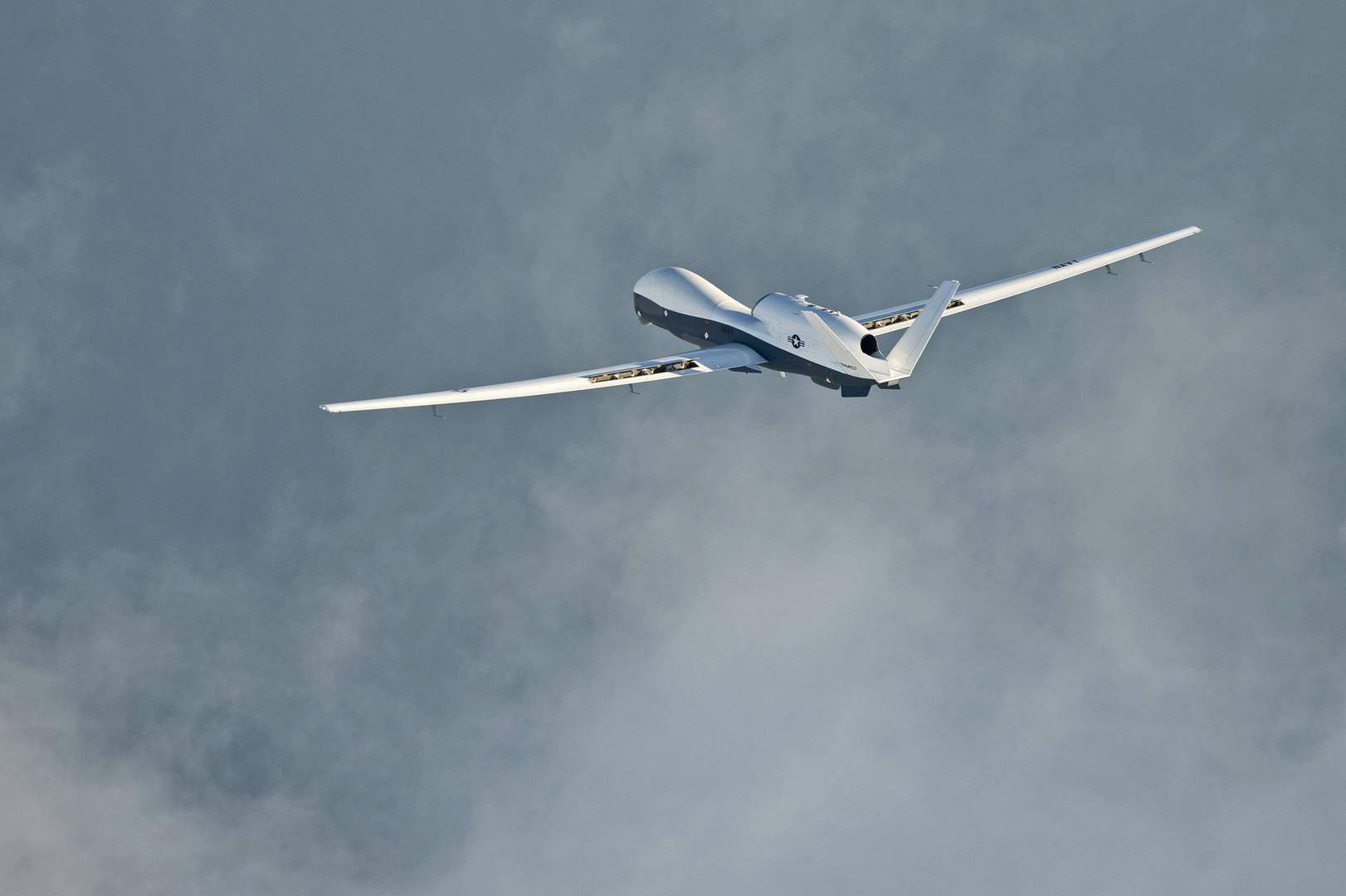 طائرة MQ-4C المسيرة الأمريكية