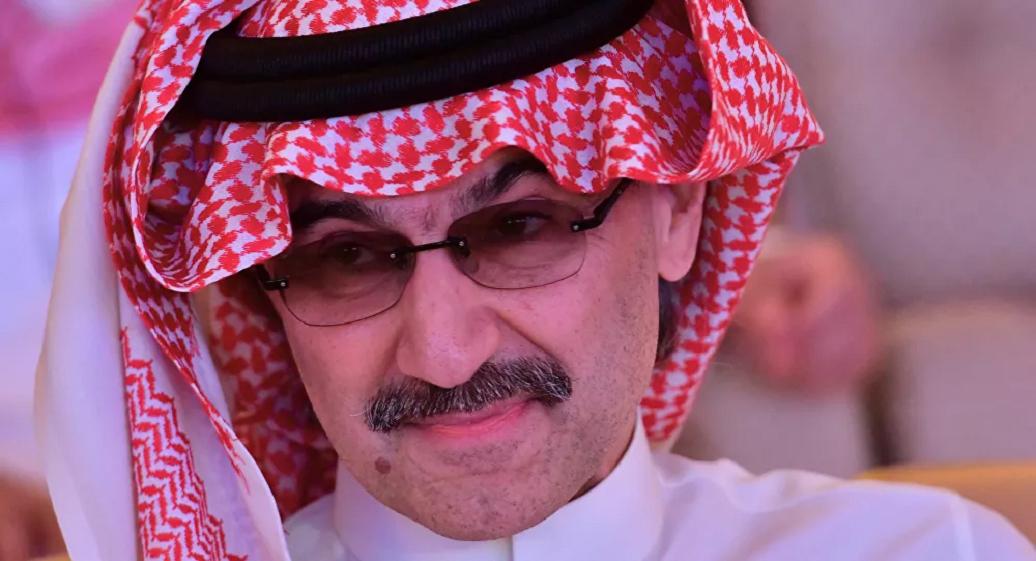 بالفيديو.. الوليد بن طلال يقطع ألف كلم خلال 49 يوما