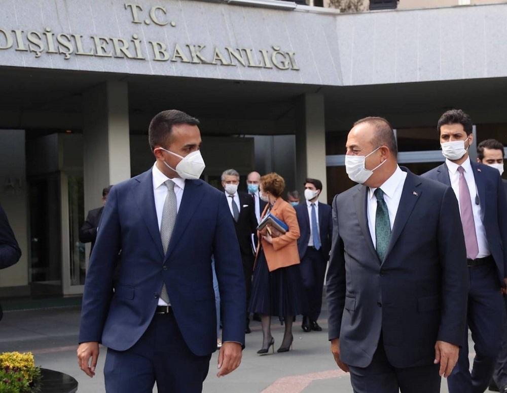تركيا ممتعضة من المهمة الأوروبية لمراقبة حظر الأسلحة على ليبيا