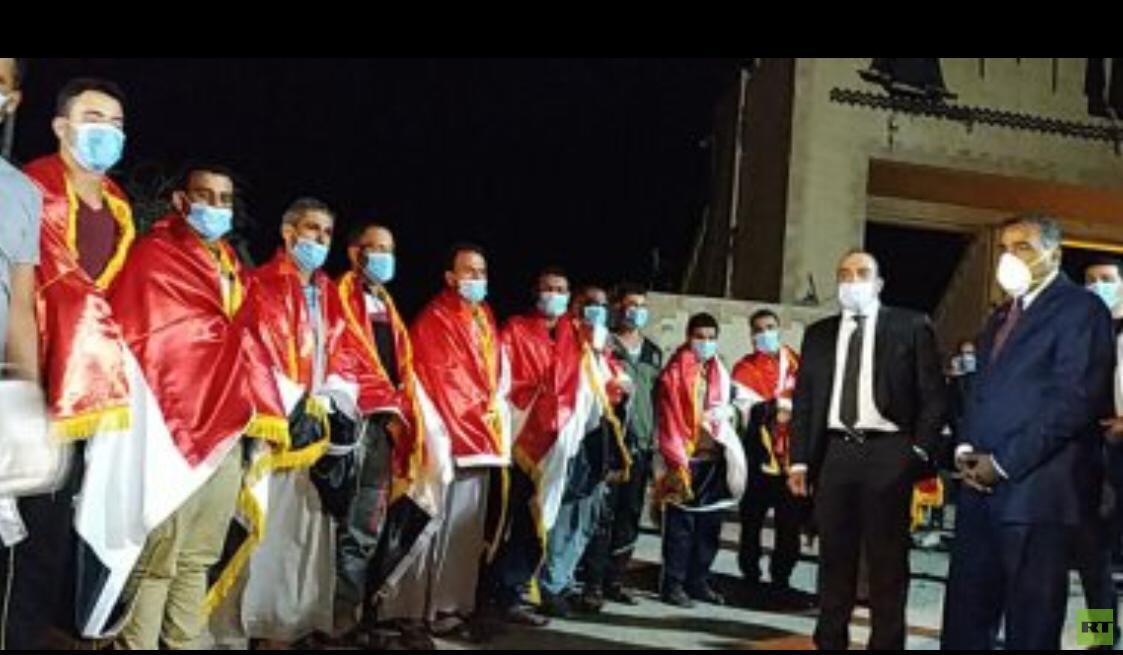 مصدر لـRT: المخابرات المصرية لعبت دورا كبيرا في تحرير المصريين المختطفين في ليبيا