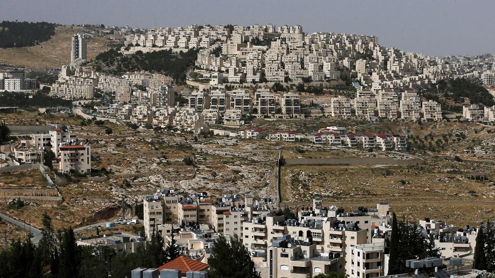 الاستيطان الإسرائيلي في الضفة الغربية - أرشيف