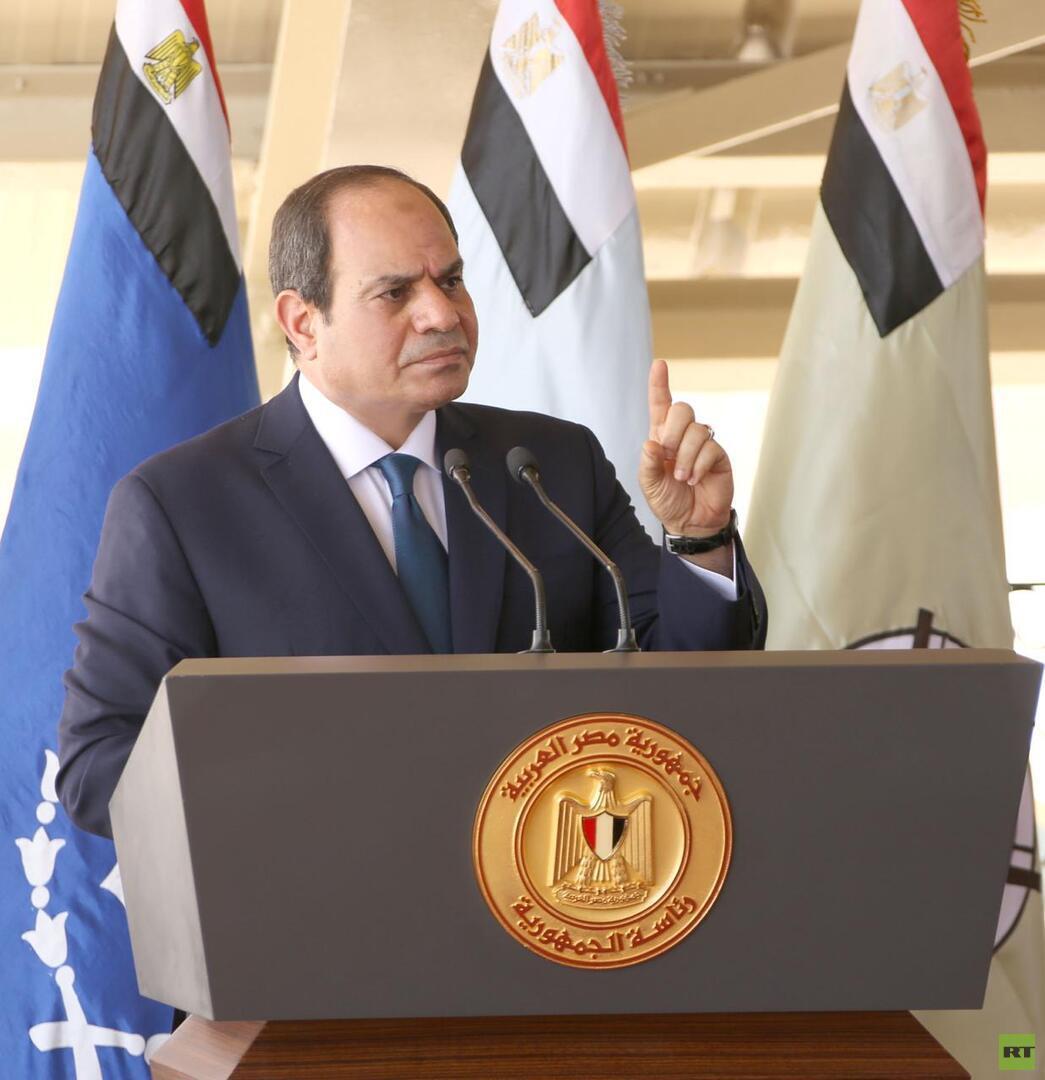شكري: ملف سد النهضة والقضية الليبية على رأس أولويات السيسي