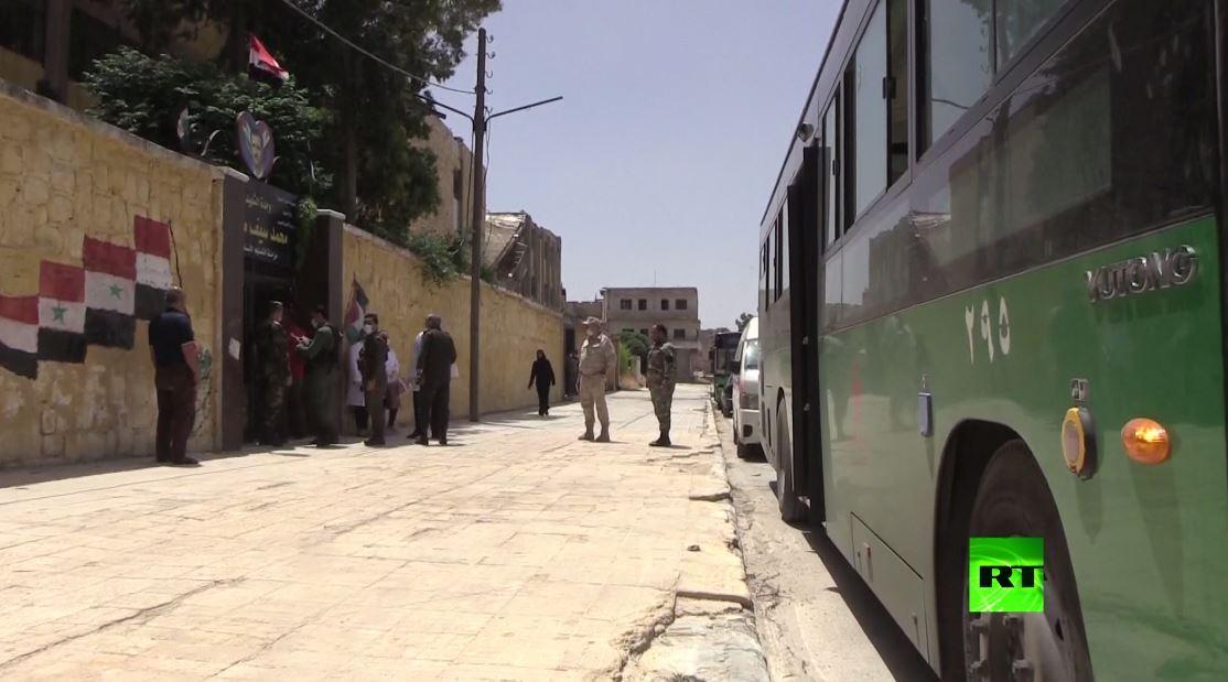 وسط مخاوف أمنية.. القوات الروسية تشارك في تأمين وصول طلاب إلى حلب لأداء امتحانات الثانوية