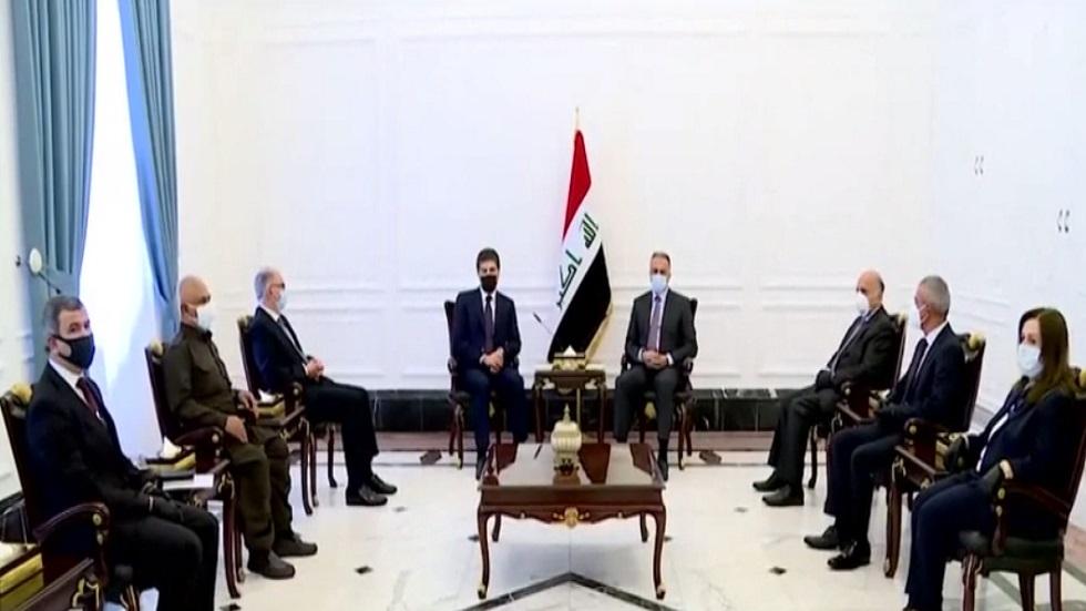دعوات نيابية عراقية لمناقشة العمليات التركية