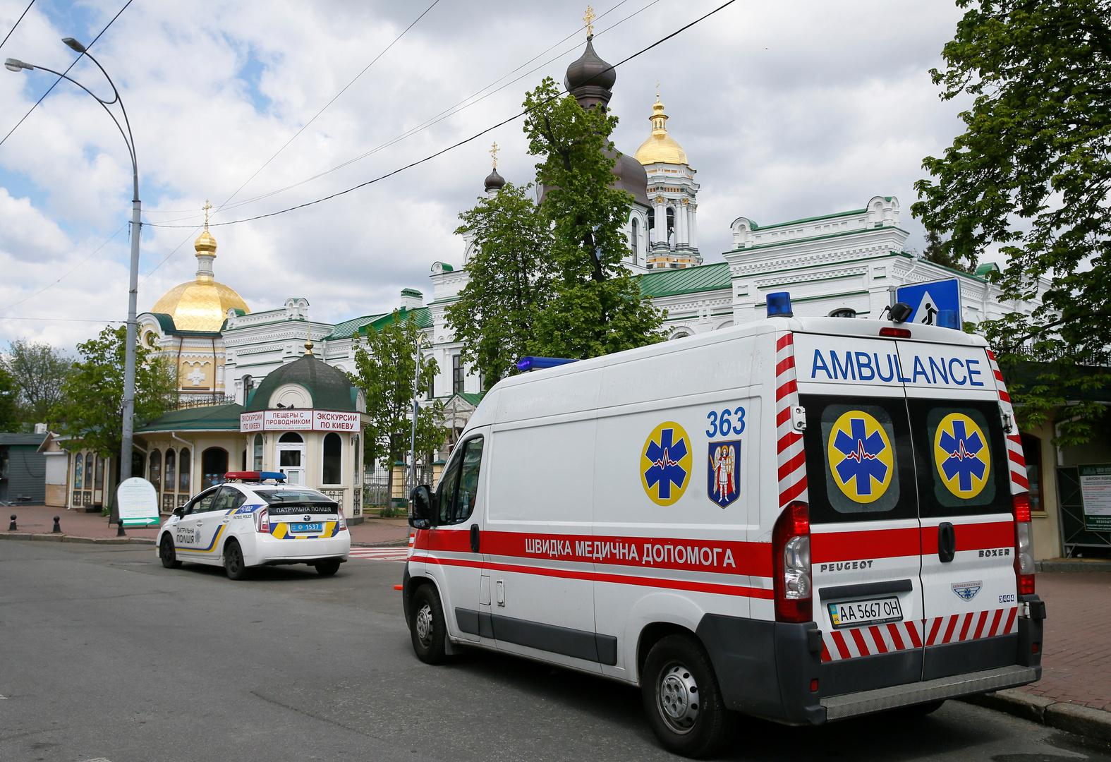 قتيلان جراء انفجار غامض بعمارة سكنية في كييف