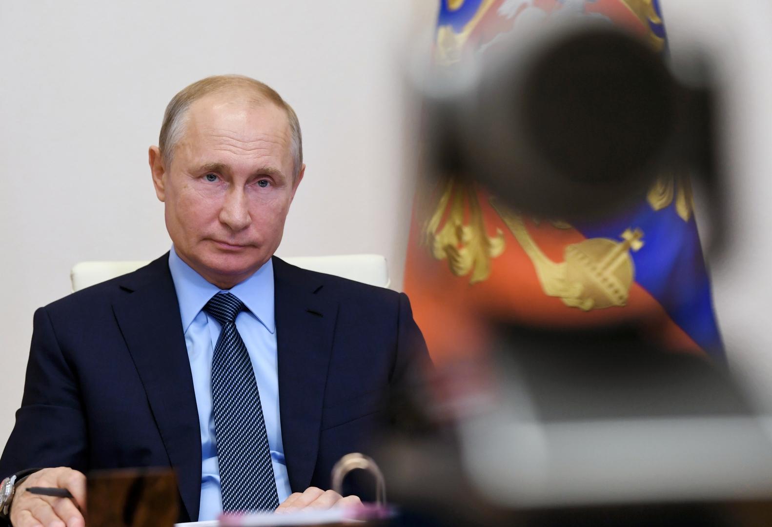 بوتين للمسؤولين: اعملوا  بدل الانشغال الآن في البحث عن خليفة لي!