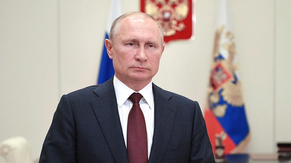 بوتين: زيارة القيادة الأوكرانية إلى موسكو أمر حتمي