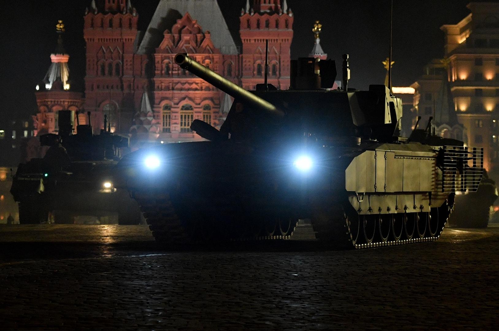 صحيفة روسية: مصر أبدت رغبتها في الحصول على دبابات