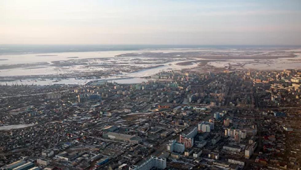 الحر يجتاح القطب الشمالي مؤقتا.. درجة الحرارة في أبرد نقطة تلامس 38 مئوية