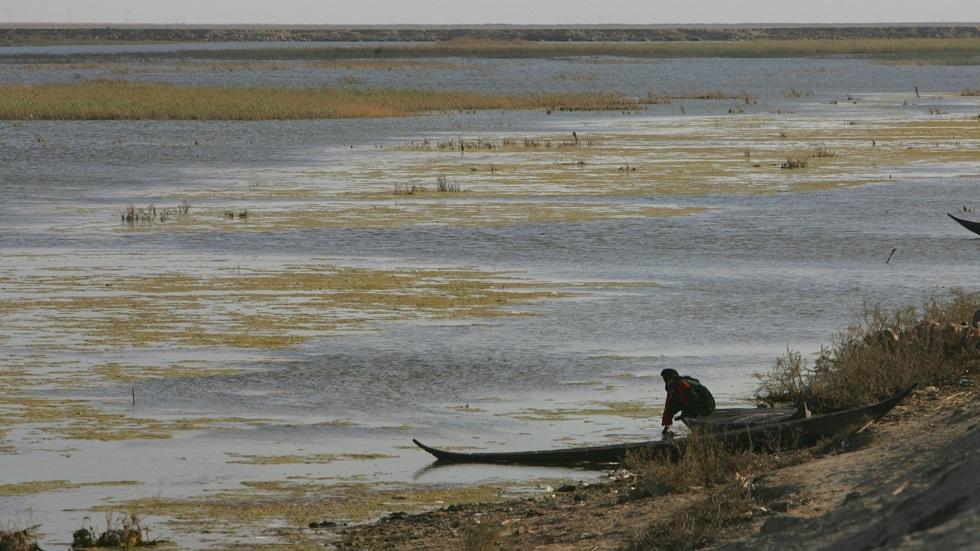 الأهوار في جنوب العراق