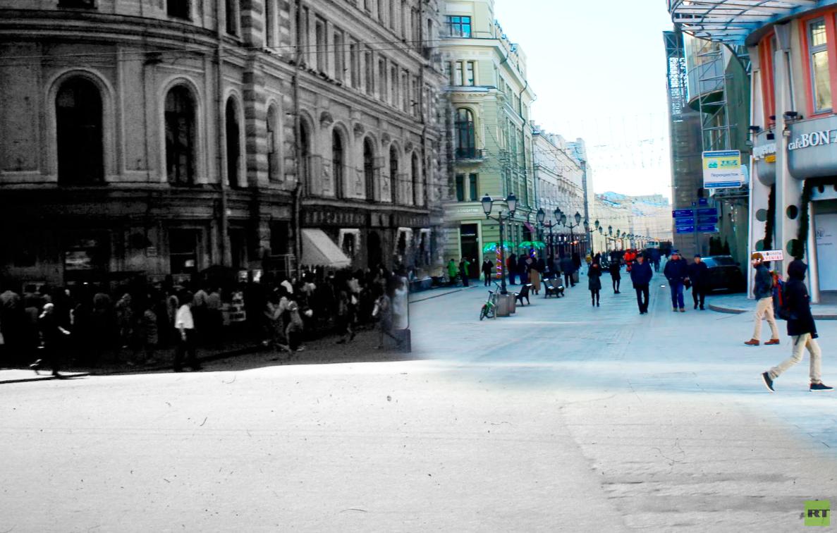 موسكو تطلق مشروعا يذكّر بأبطال الحرب الوطنية العظمى