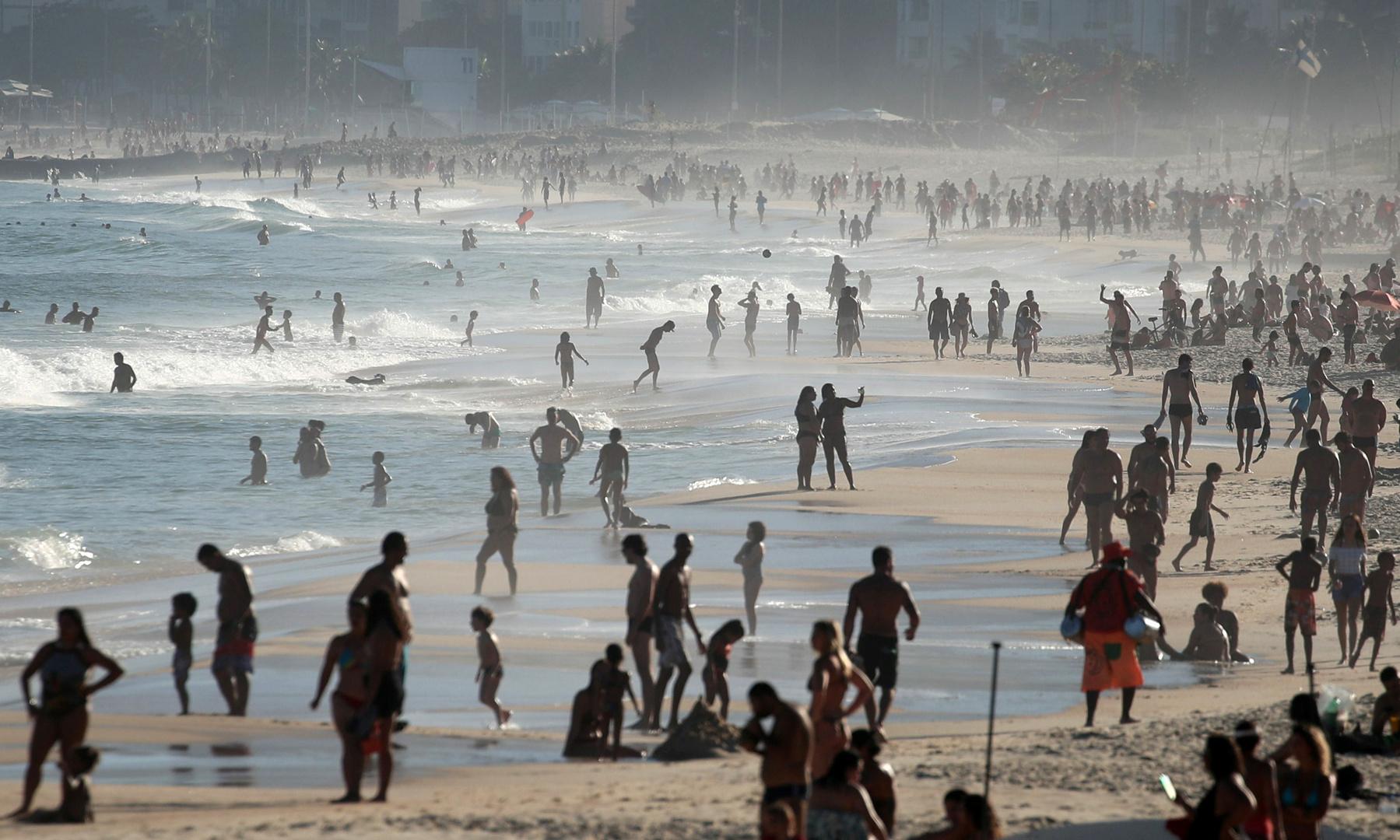 البرازيل تسجل قفزة كبيرة في أعداد الوفيات والإصابات اليومية بكورونا