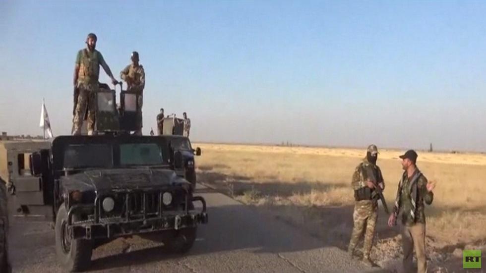 الجيش العراقي يستكمل ملاحقة داعش بصلاح الدين