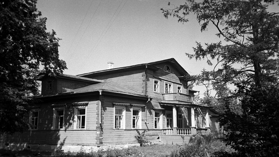 متحف ألكسندر بوشكين في بلدة بولدينو