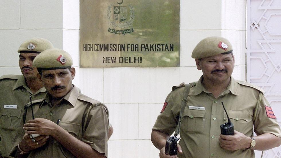السفارة الباكستانية في نيودلهي (صورة أرشيفية)