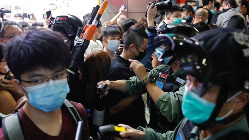 ردا على التحذير الأوروبي بشأن هونغ كونغ.. بكين ترفض التدخل الأجنبي بشؤونها