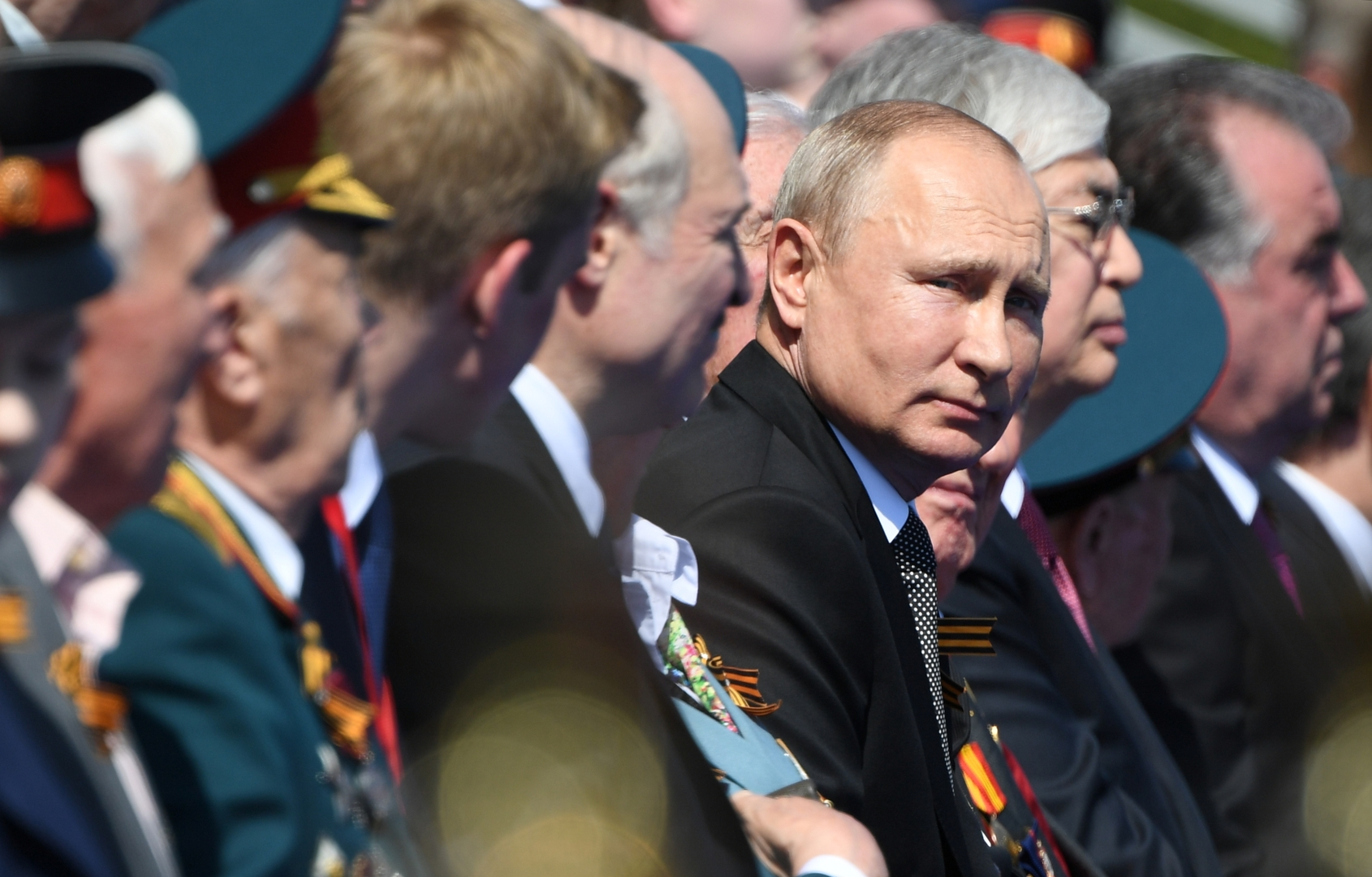 بوتين: النصر في الحرب الوطنية العظمى حدد مستقبل كوكبنا لعقود