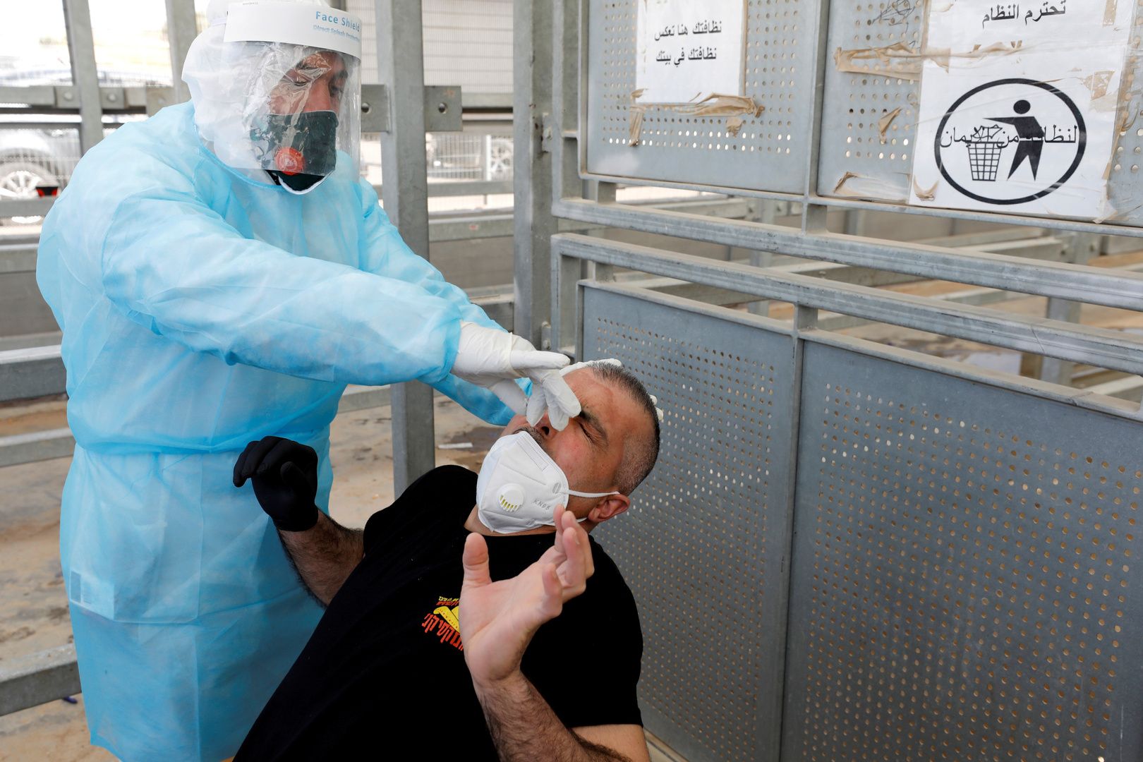 وزارة الصحة الفلسطينية تعلن بلدة تفوح بالخليل منكوبة بسبب كورونا