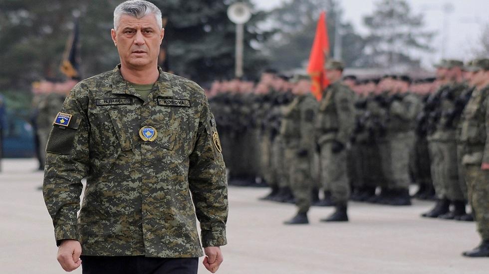رئيس كوسوفو هاشم تاجي