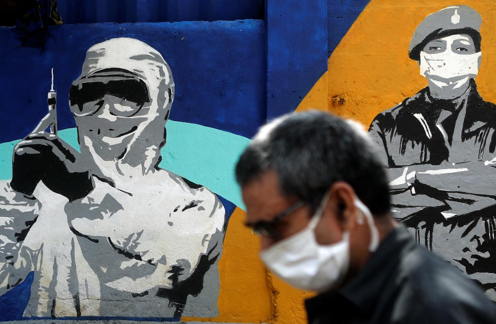 زعماء سابقون: وباء كورونا زاد من السلوك الاستبدادي للحكومات