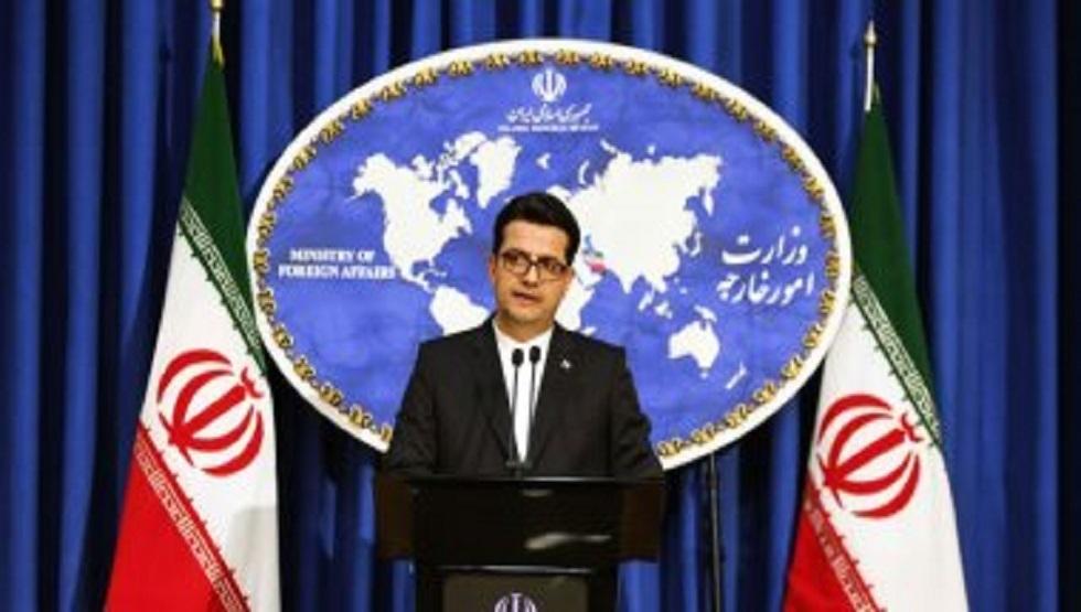 طهران:  نحن وفنزويلا لن نحيد عن التصدي للعقوبات الأمريكية