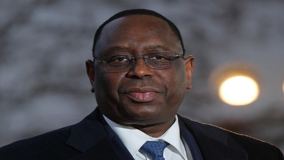 رئيس السنغال يخضع للحجر الصحي