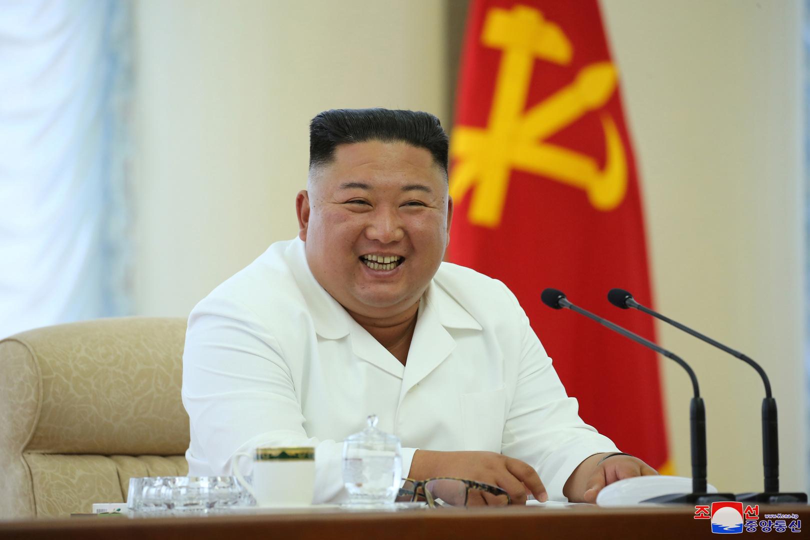 كيم جونغ أون، زعيم كوريا الشمالية
