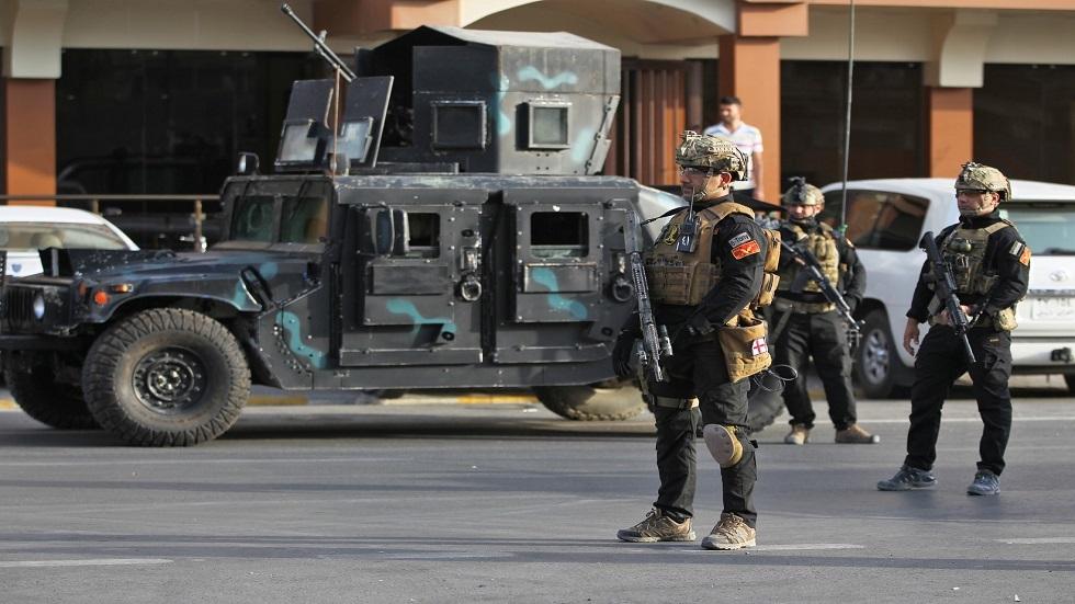 الاستخبارات العراقية تعتقل مسؤولا إداريا في  داعش  -
