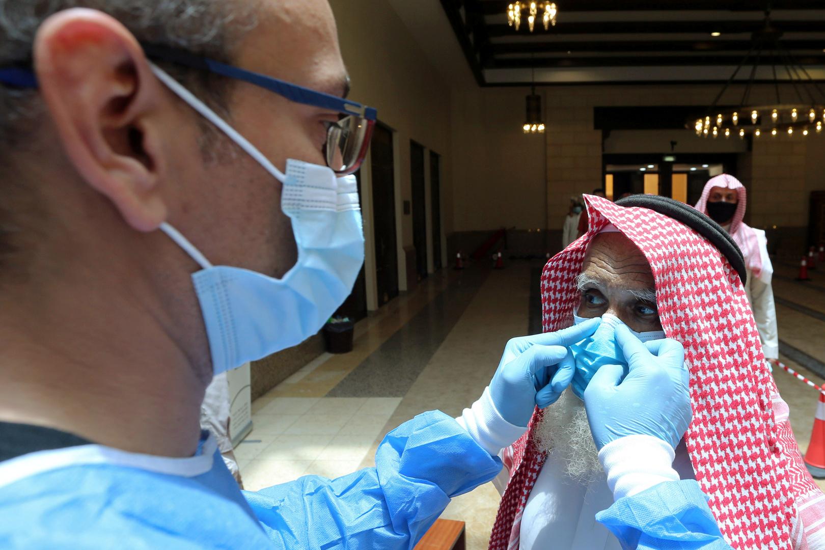 السعودية.. 41 وفاة جراء كورونا خلال 24 ساعة والإصابات اليومية تعاود الارتفاع -