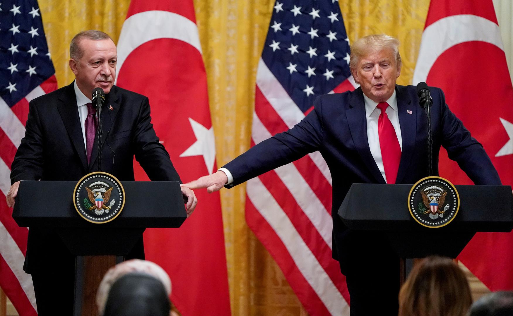خسارة ترامب في الانتخابات ستطلق يد أردوغان وعندها تحل المصيبة