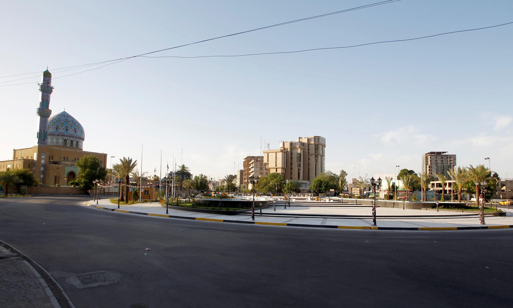 العاصمة العراقية بغداد، أرشيف