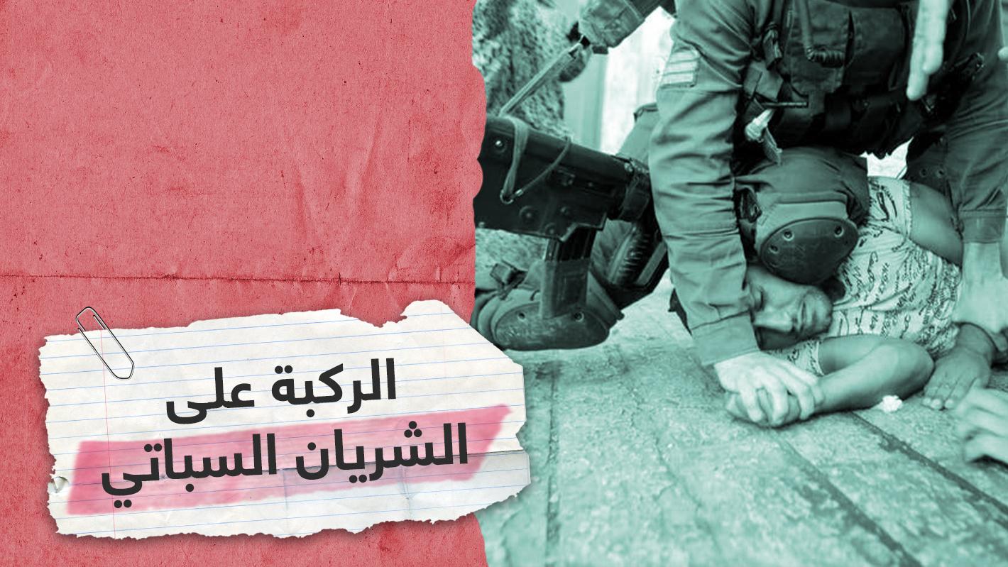 روجر ووترز: أسلوب الركبة على الشريان السباتي تقنية طورها الجيش الإسرائيلي بفخر في فلسطين!