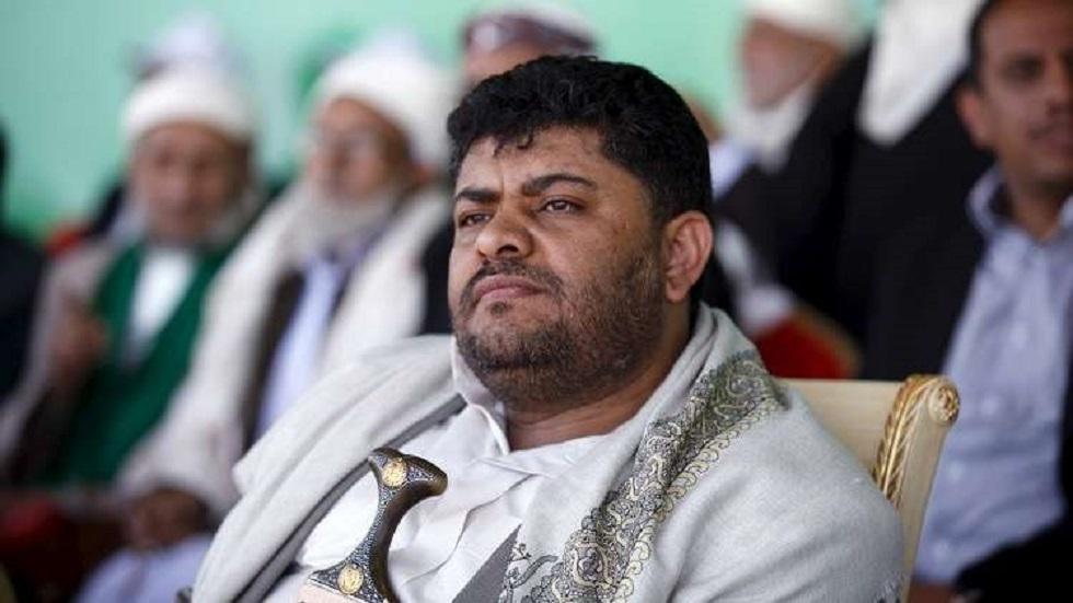 محمد علي الحوثي: أبواب ميناء الحديدة مفتوحة وعلى غريفيث التواصل مع الخارجية الأمريكية