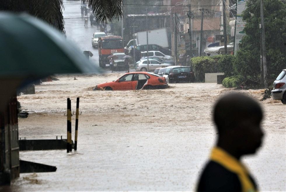 ساحل العاج.. السيول تقتل 7 أشخاص على الأقل وتوقعات بهطول مزيد من الأمطار