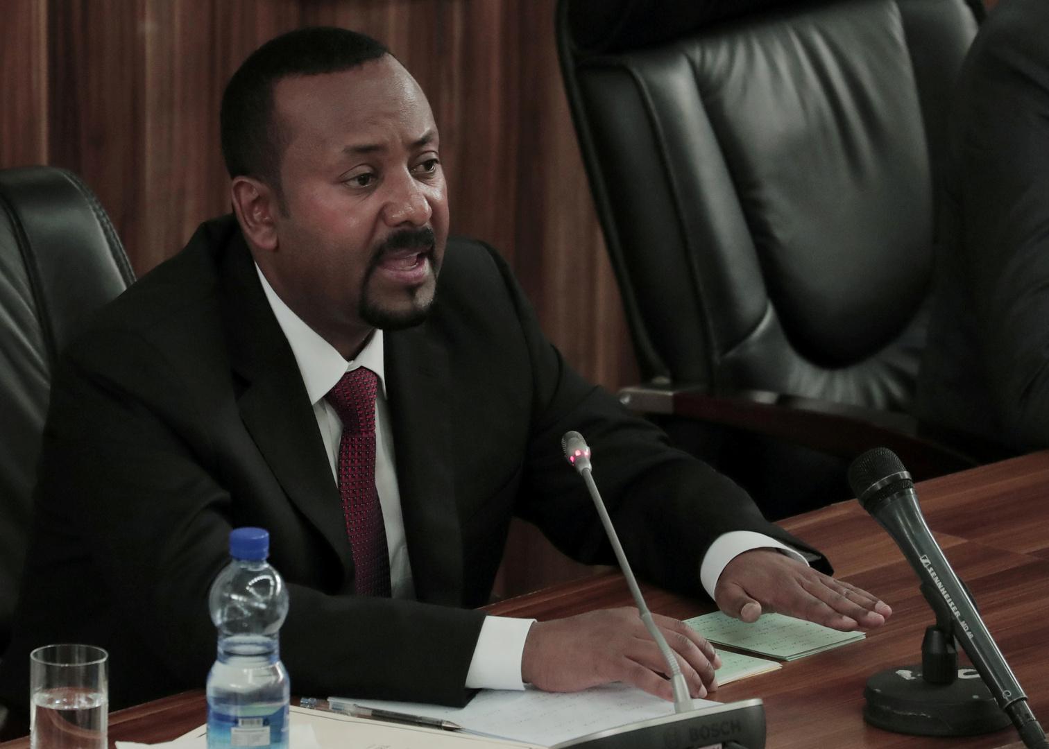 رئيس الوزراء الإثيوبي: اجتماع الاتحاد الإفريقي حول سد النهضة مع السودان ومصر