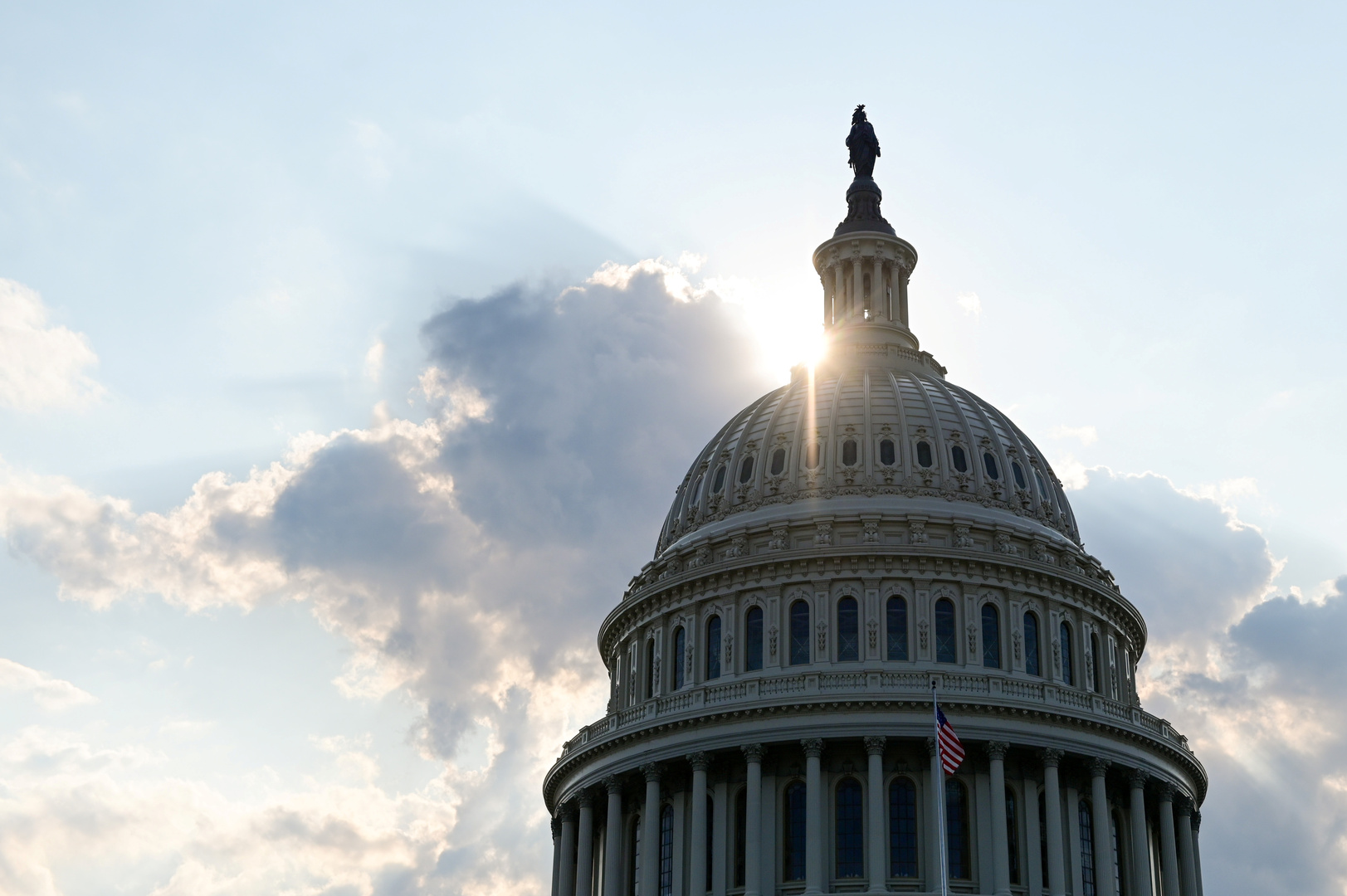 الكونغرس الأمريكي قد يخصص 3.8 مليار دولار إضافية  لـ