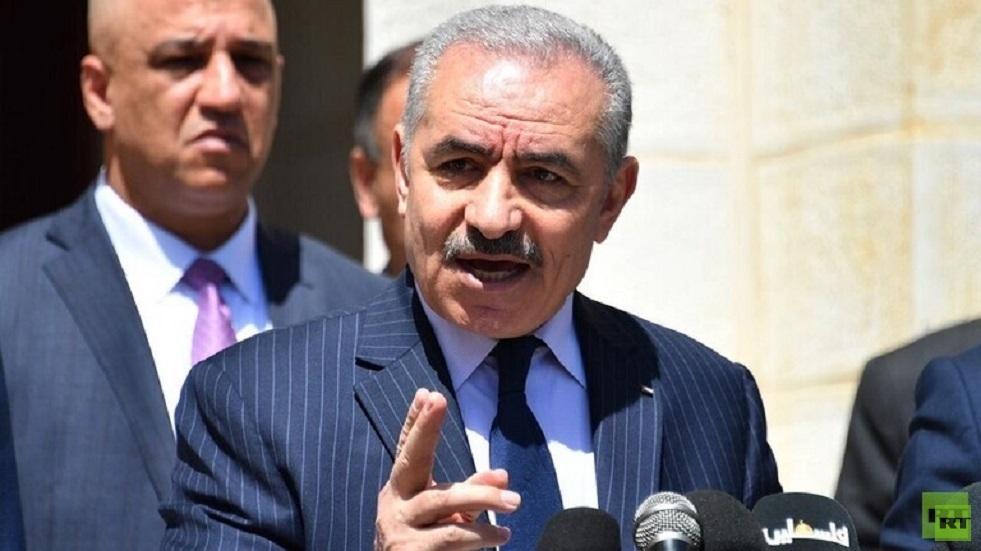 اشتيه يوجه بتعزيز الإجراءات الاحترازية للحد من انتشار كورونا بفلسطين