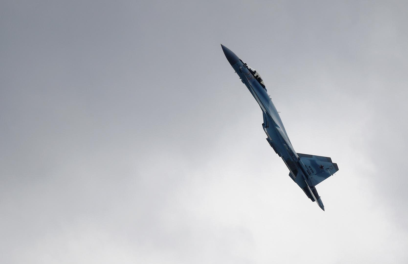 لقطات مثيرة تكشف لحظة تصنيع أقوى مقاتلات روسية ترغب مصر في الحصول عليها