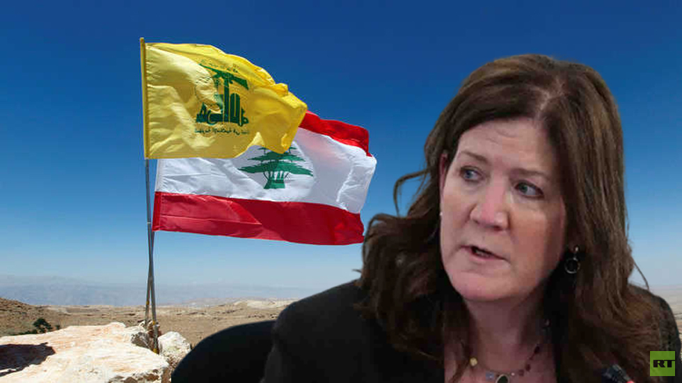 أول تعليق من السفيرة الأمريكية في لبنان على قرار منعها من الإدلاء بتصريحات إعلامية (فيديو)