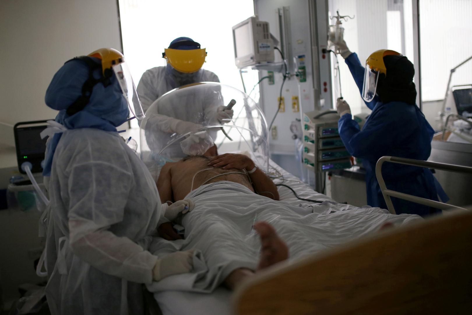 كولومبيا.. حصيلة يومية غير مسبوقة في إصابات كورونا