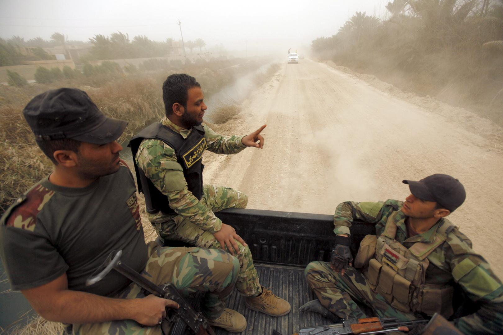 مقتل 4 عناصر شرطة بهجوم لمسلحي