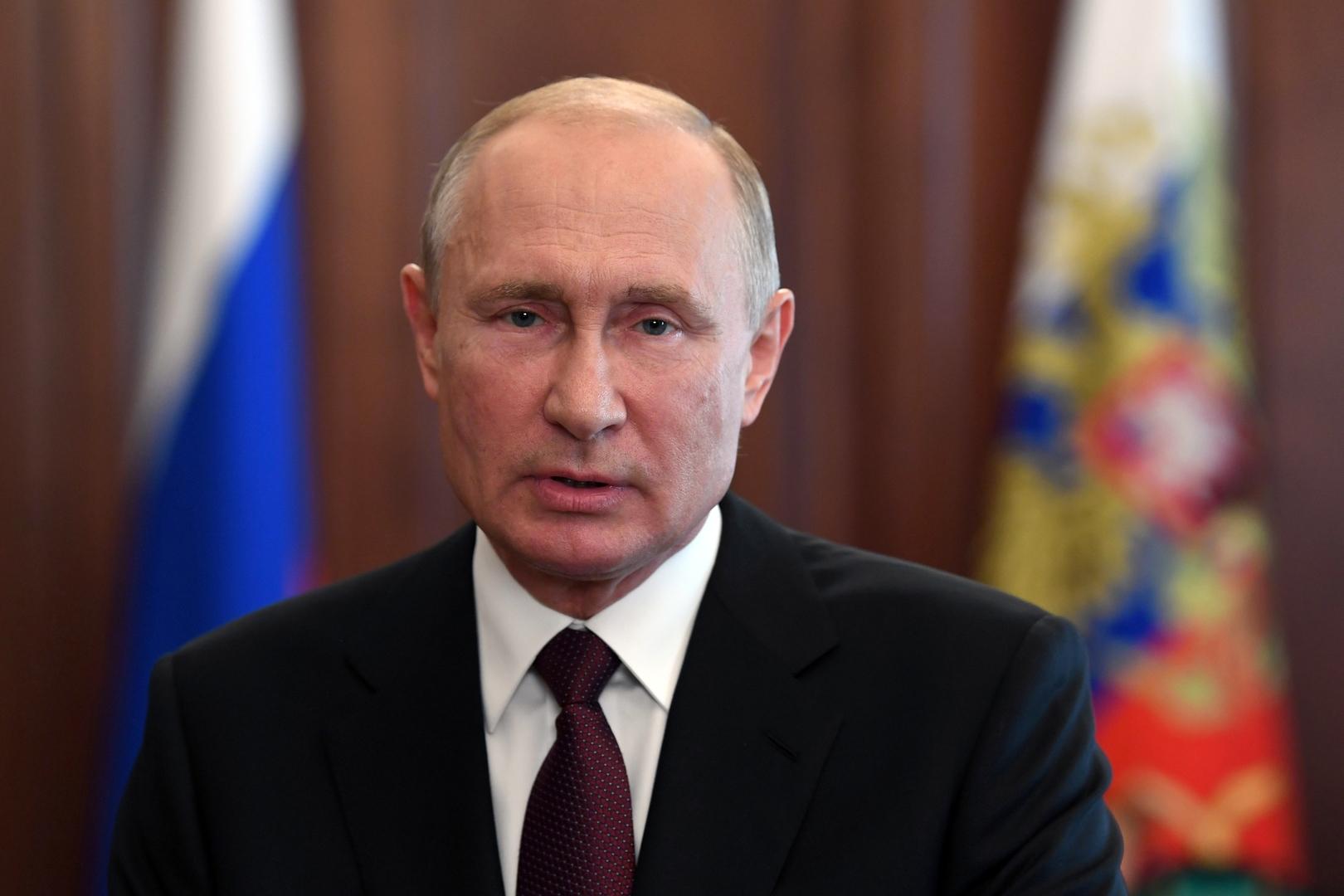 بوتين: حياة الروس أهم من الاقتصاد