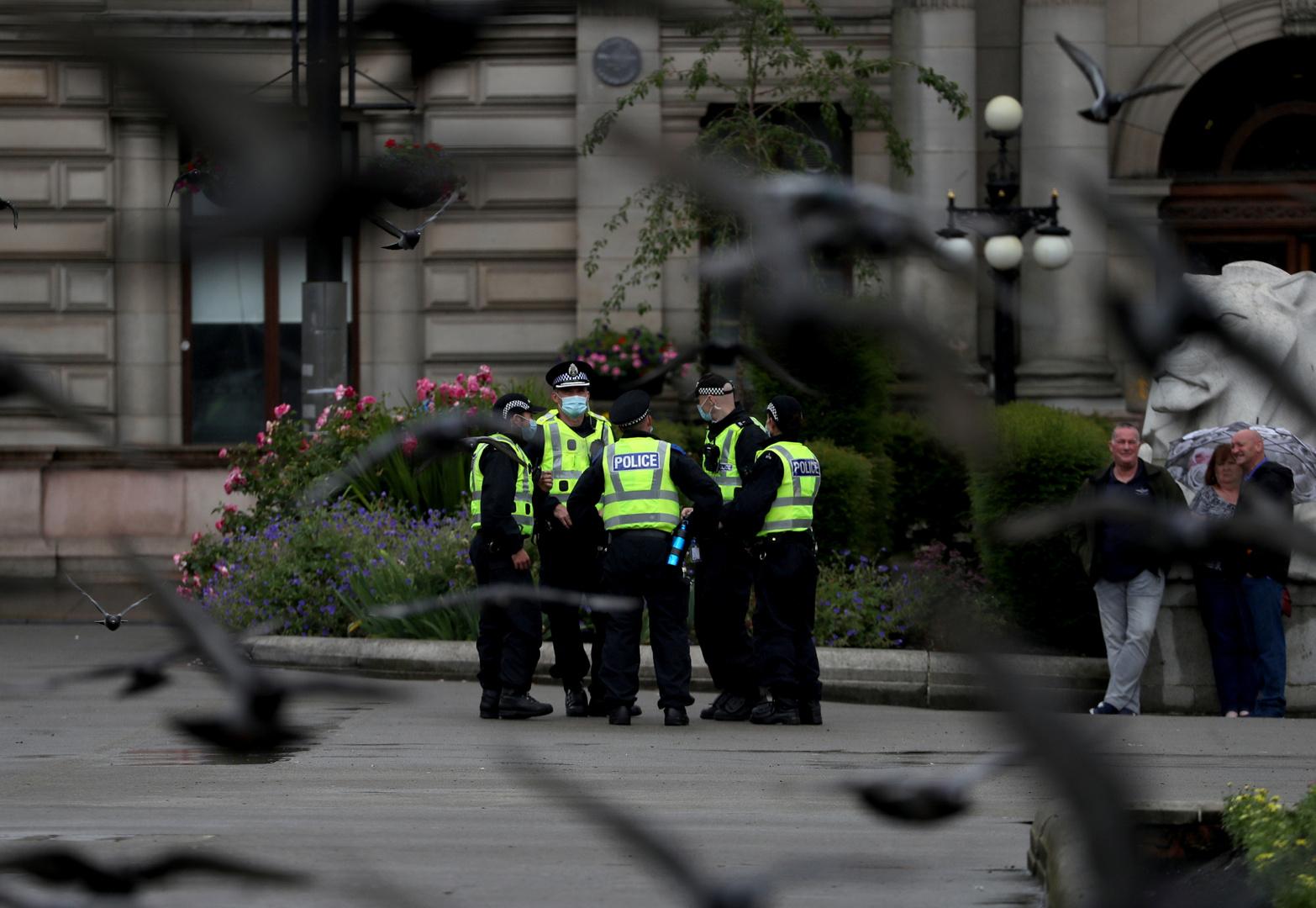 بريطانيا.. غلاسكو الاسكتلندية تشهد ثاني هجوم بسكين خلال أيام