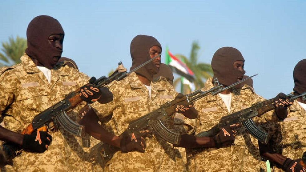 قوات برية سودانية - أرشيف -