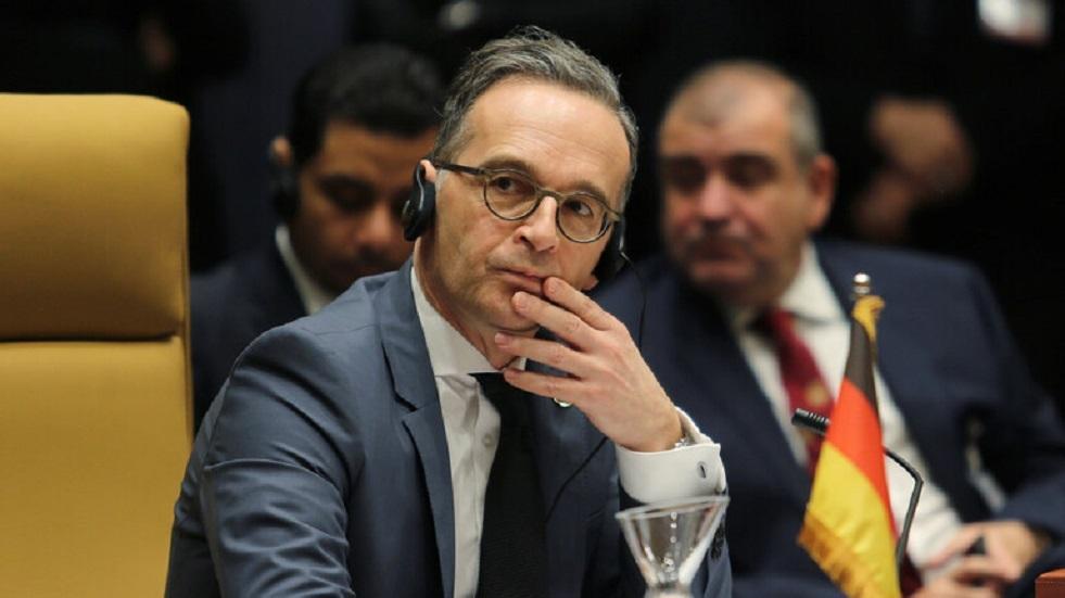 ماس: يجب اتخاذ إجراءات عاجلة لتحسين العلاقات بين برلين وواشنطن