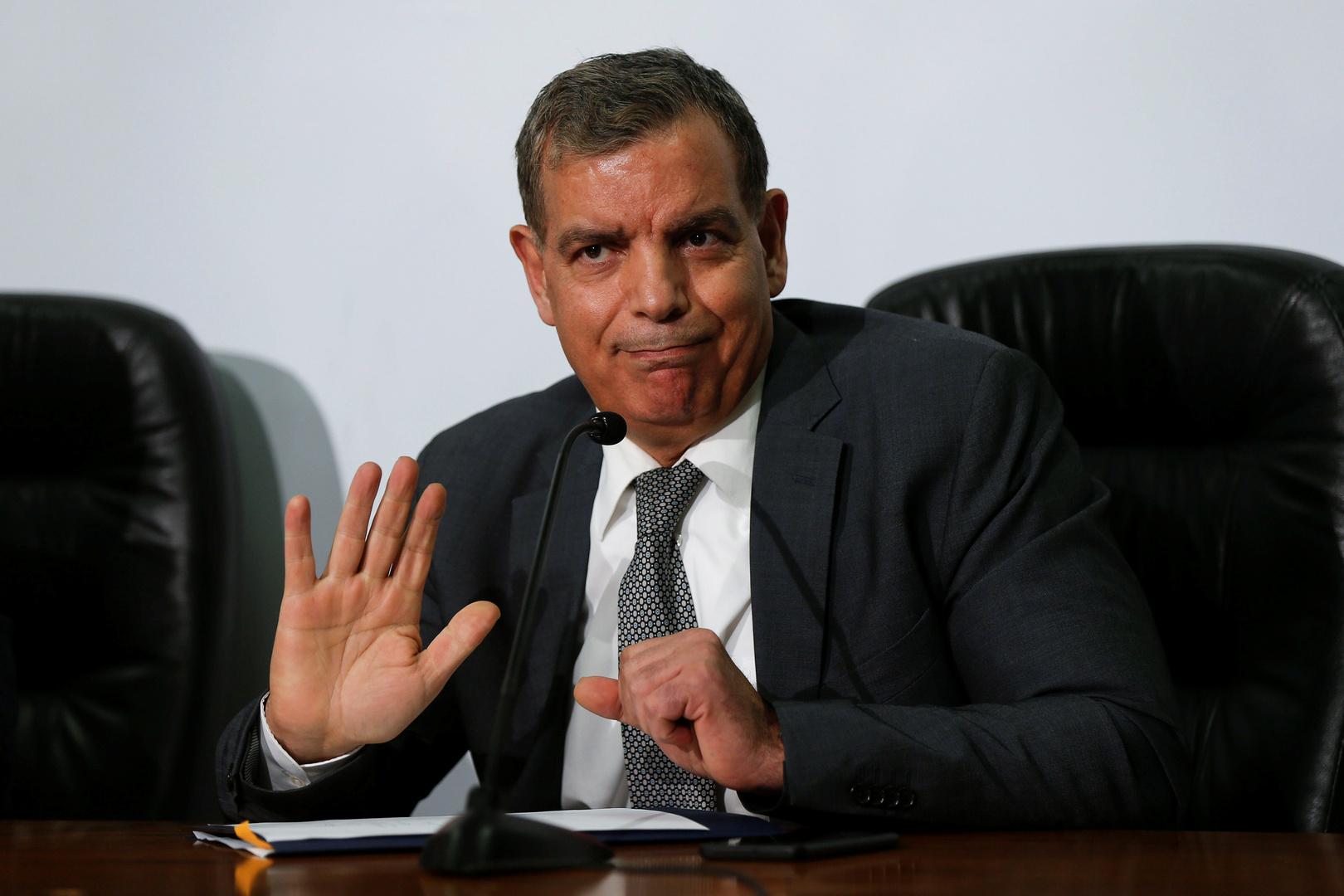 إعلان وزير الصحة الأردني