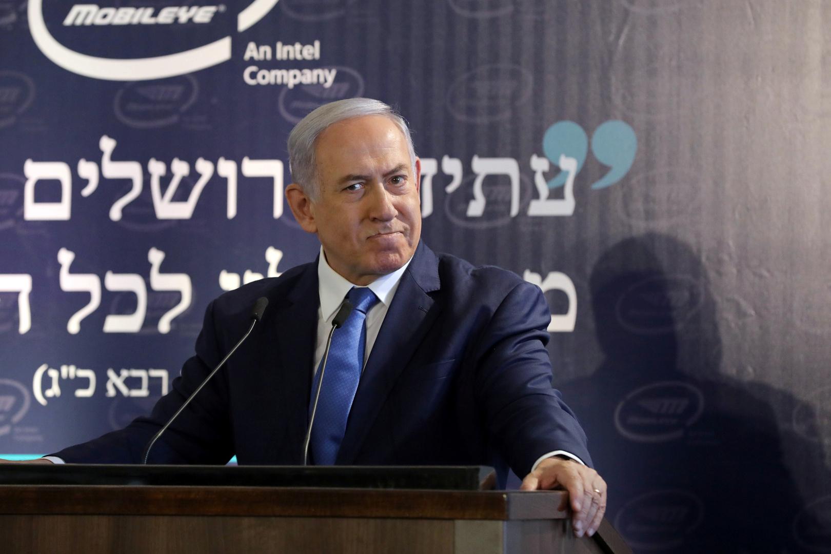 نتنياهو داعيا الفلسطينيين للتفاوض: الضم لن يسيء للسلام وخطة ترامب أنهت أوهام حل الدولتين