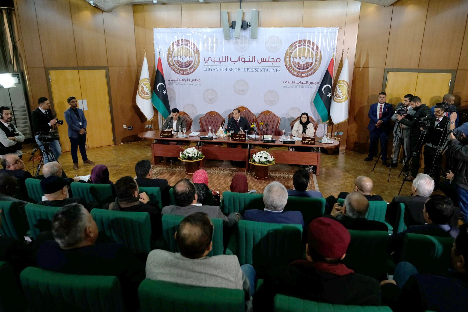 مجلس النواب الليبي: روسيا اتخذت موقفا جادا لعودة ليبيا كما كانت